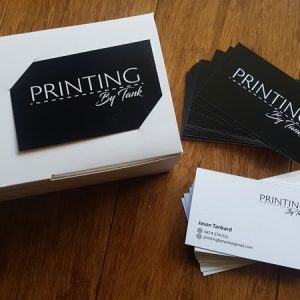 Business cards series 1 printing by tank design print canberra reheart Gallery
