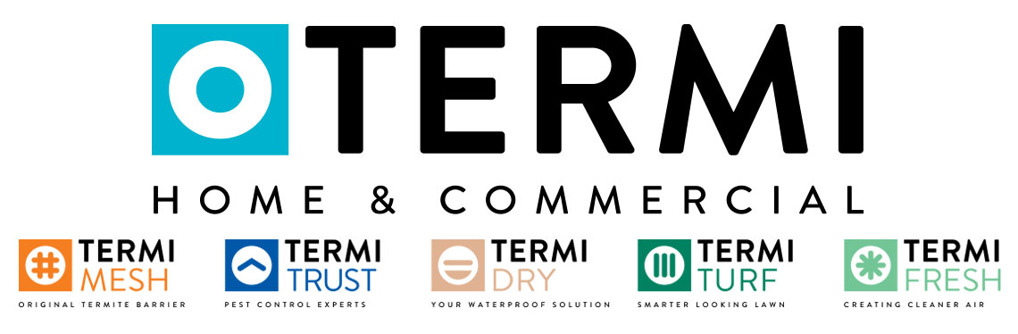 Termi Home and Commercial Logo Variations
